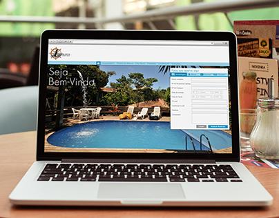 Interbuzios website design