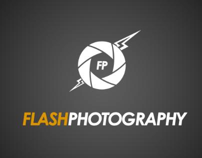 Flash Photography Logo