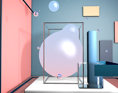 3D Art Exploration