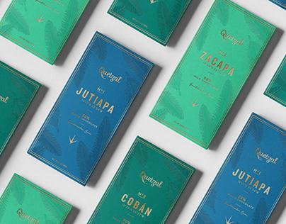 QUETZAL // Premium chocolate from Guatemala
