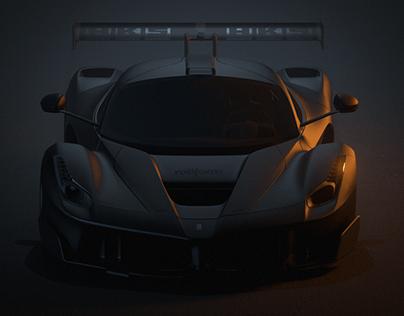HKS - La Ferrari