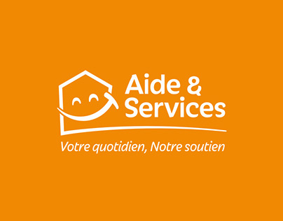 Aide & Services - Brand design