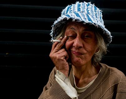 life of turkish homeless