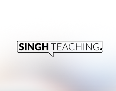 Singh Teaching - web design