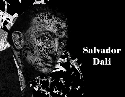 Salvador Dali | Brush Work