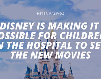 Disney Movie Moments | Peter Palivos