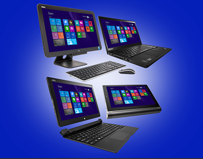 Product Images for Intel Website