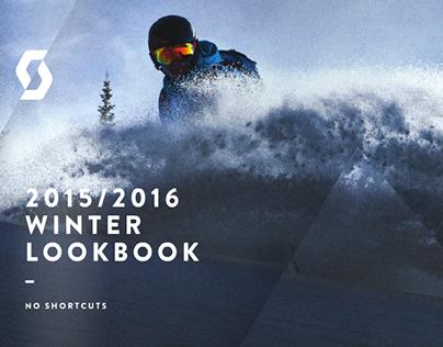 Scott Sports - 1516 Winter Lookbook