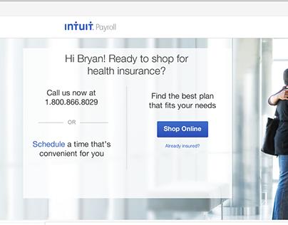 Intuit Health Benefits Marketplace