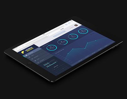 Mosbius Design's Dashboard Design