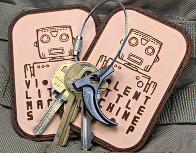 Trigger Keychain