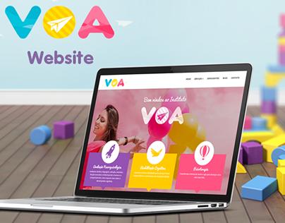 Instituto Voa Website
