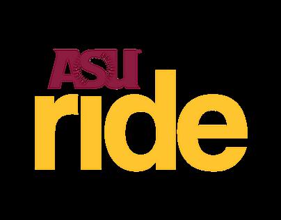 ASU Ride logo
