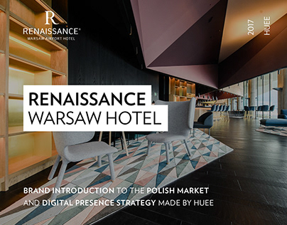 Renaissance Warsaw Airport Hotel - brand introduction