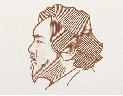 NABAROSKI Logo Design