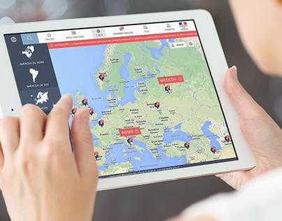 Conseils aux Voyageurs - Mobile Application