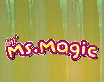 Lil' Ms.Magic