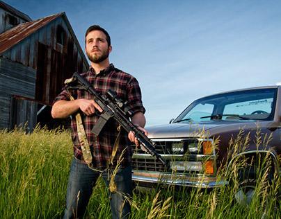 Guns and Ammo AR-15 Magazine Shoot (2014 Issue 4)