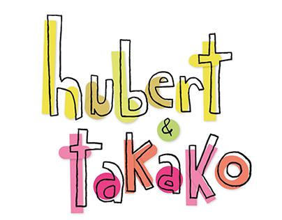 Hubert & Takako - CHARACTER DESIGN