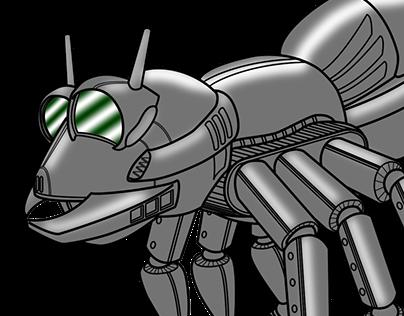 Going Postal Microbots