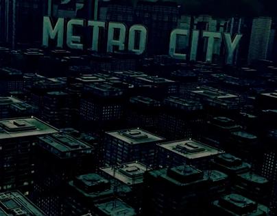 Izmir Metro City