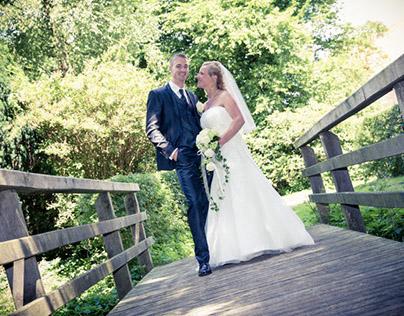 Hochzeitsfotografie in Neuenwalde (bei Bremerhaven)