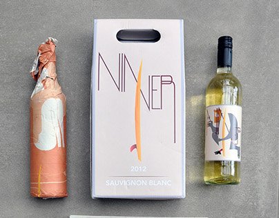 Niner Wine Packaging
