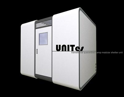 Transitional Quarantine Camp // Modular Shelter Unit