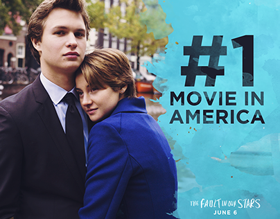 The Fault in Our Stars: Social Media