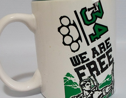 We Are Free / T34