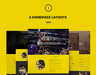 Salt - Parallax OnePage WooCommerce WordPress Shop