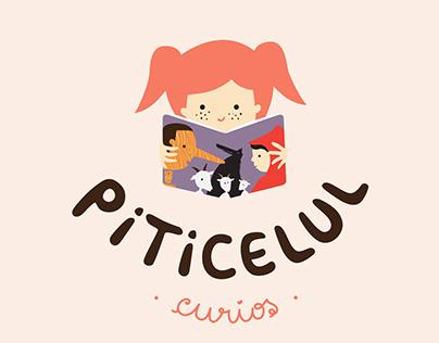 Logo Design for a children books company