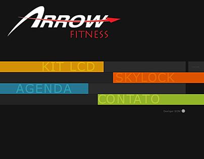 Arrow Fitness - Website