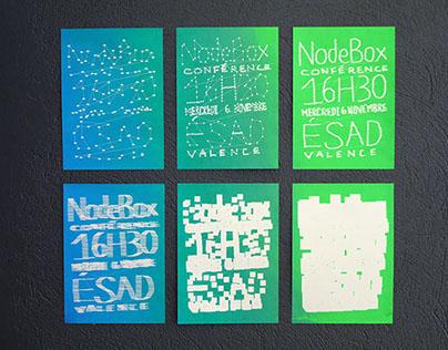 Nodebox Posters