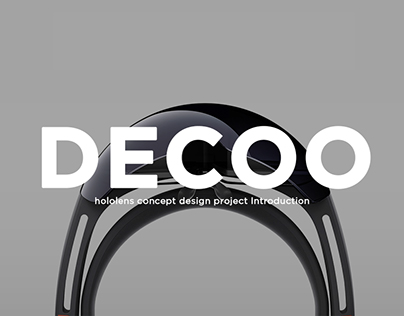 DECCO: Hololens Concept Design
