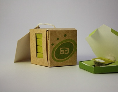 Package design - Tea
