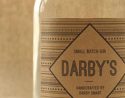 Homemade Gin Kit Label