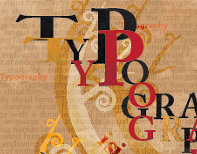 Playing with Typography