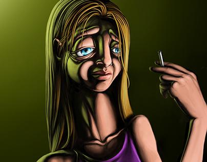 Smokey Sue -The Guniz Series