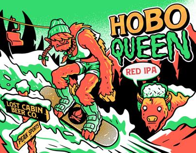 Hobo Queen IPA