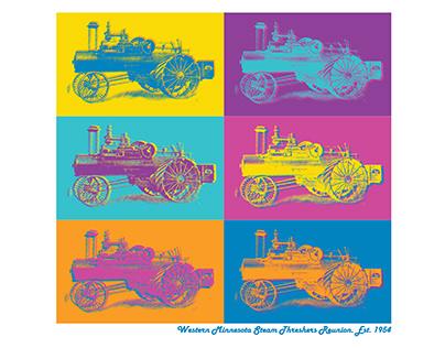 Apparel Design - Western MN Steam Threshers Reunion '20