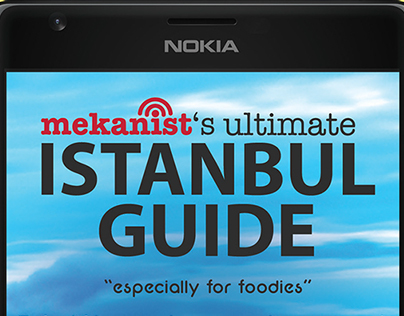 Nokia Istanbul Guide Project