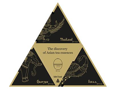 Asian Tea - Packaging