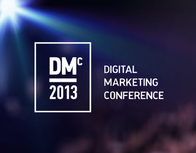 DMC 2013 | Digital Marketing Conference