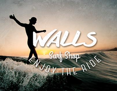 WALLS Surf Shop