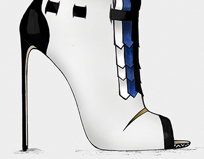 Shoes Design - Fall / Winter'14