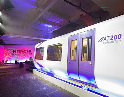 Hitachi Mock Up Launch Party