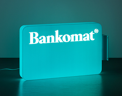 The Big Blue—Bankomat