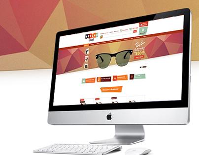 e-commerce Óculos e você