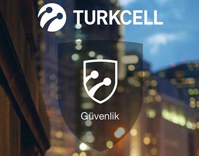 Turkcell Güvenlik Redesign